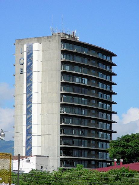 Edificio ICE San Jose Costa Rica